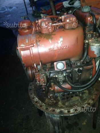 Motore raffreddamento ad aria 35 cv