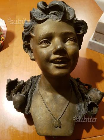 Statua bronzo