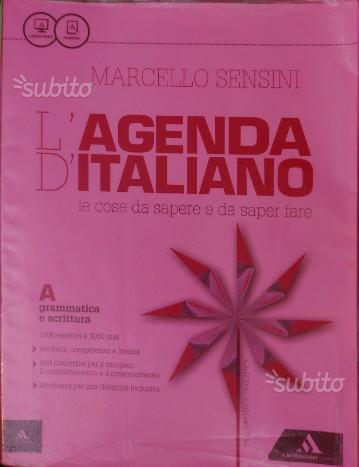 L'agenda d'italiano 9788824744683