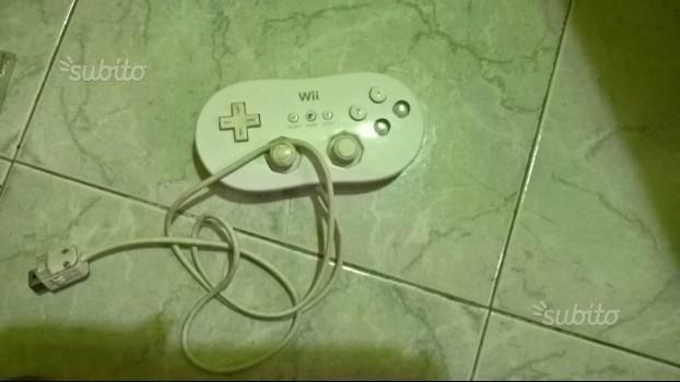 Wii-CONTROLLER ORIGINALE/Pad Classic