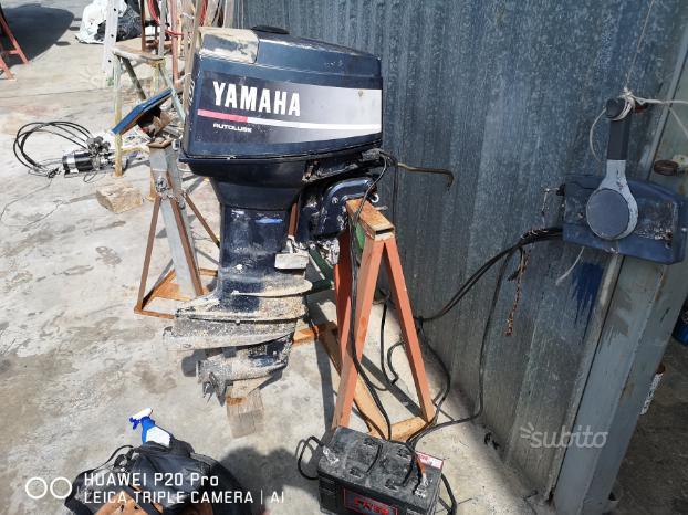 Yamaha j500 25cv 2 tempi