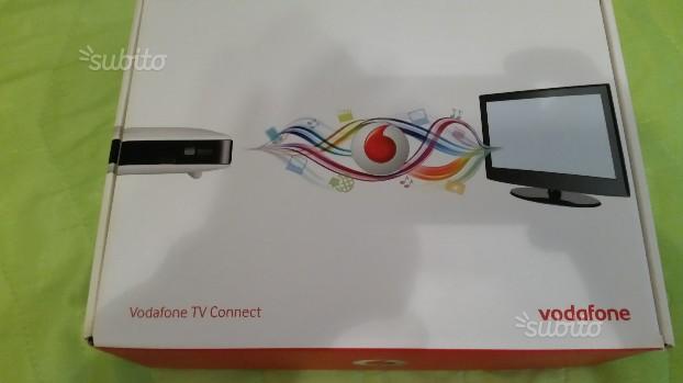 Vodafone tv connect
