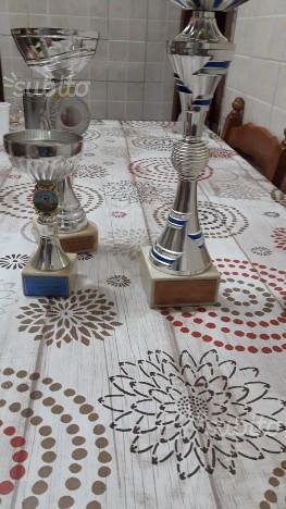Set coppe x premiazione tornei calcio
