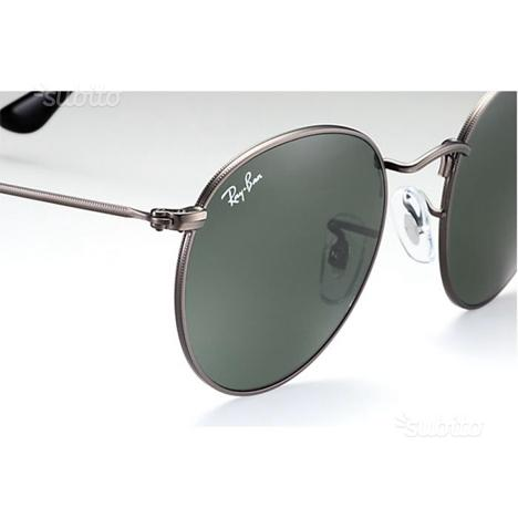 Ray-Ban Round Metal - RB3447