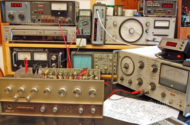 Assistenza tecnico Elettronica Audio/Video