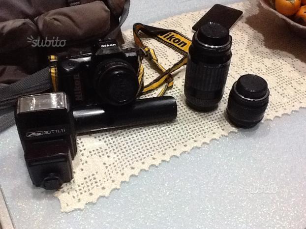 Nikon 400. Autofocus