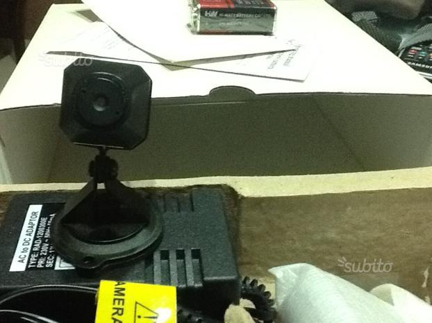 Micro telecamera BN