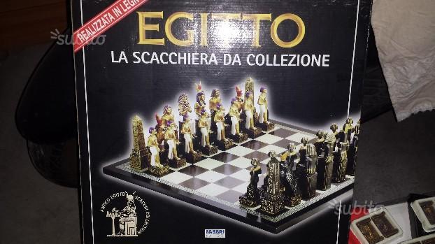 Stupenda scacchiera egiziana