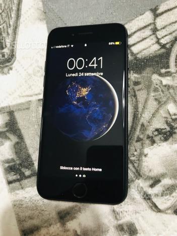 IPhone 7 128Gb Jet Black Come Nuovo
