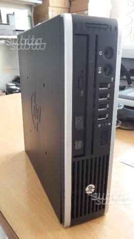 Computer hp mini i5 4gb ram 250hd