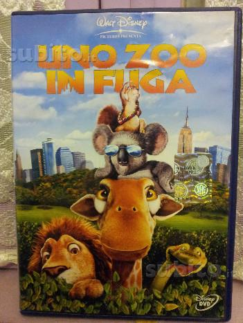 Uno zoo in fuga disney