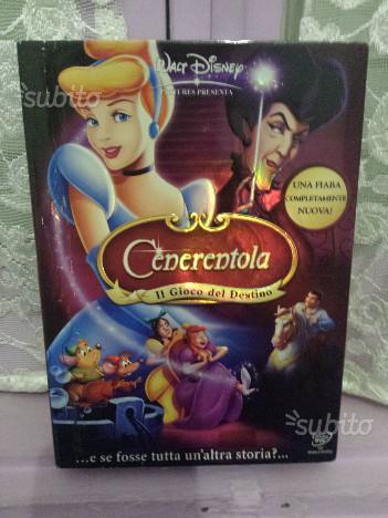 Disney Cenerentola 3 Il Gioco del Destino