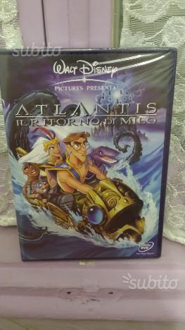 Disney Atlantis 2 Il ritorno di Milo