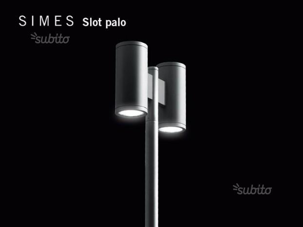 SIMES SLOT DA PALO /PARETE 2x150w
