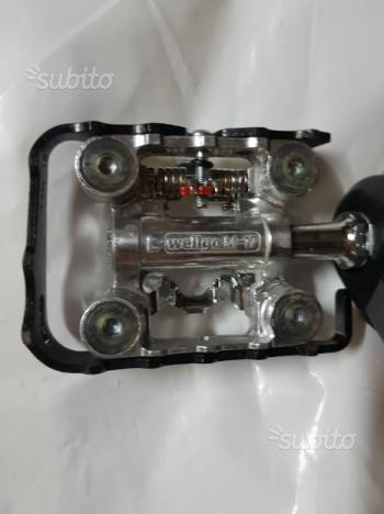 Pedali mtd dual function wellgo m-17 SPD