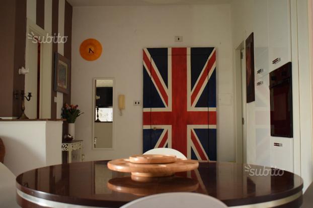 Appartamento in stile flat accogliente e luminoso