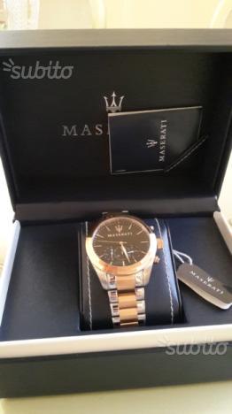 Orologio da uomo Maserati