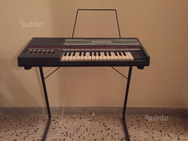 Pianola tastiera Bontempi