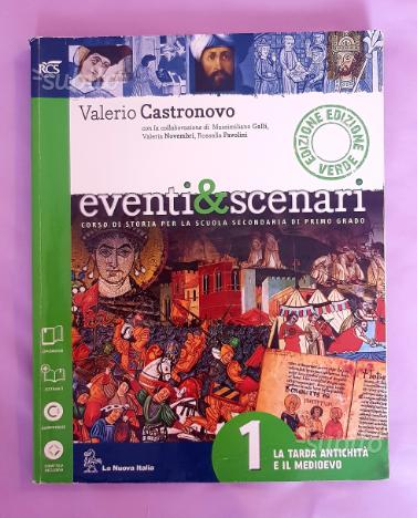 Eventi & Scenari-Storia-Vol.1-Come Nuovo