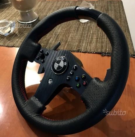 Volante Fanatec P1 Xbox/PC Pelle/Carbonio