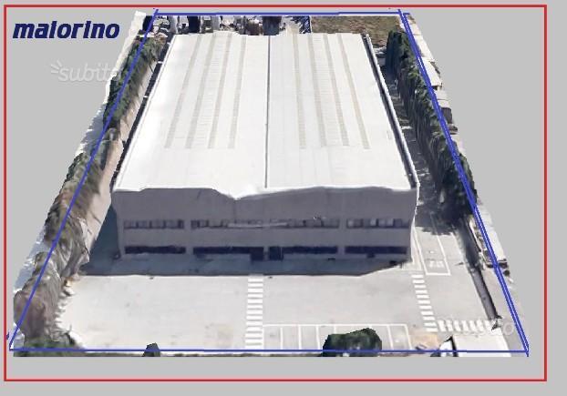 Marcianise - Capannone 3.000 mq