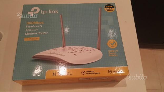 Modem router Tp link N300