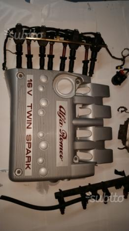 Ricambi per motore alfa twin spark