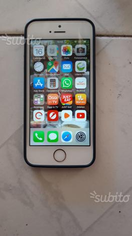 IPhone SE 16 GB ORO ROSE