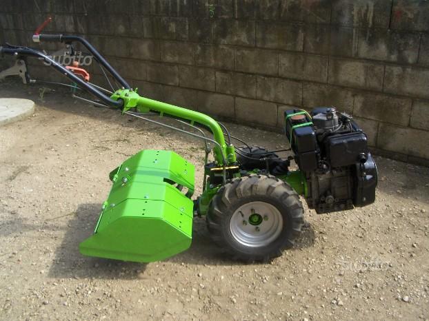 Motocoltivatore GRILLO 10 hp diesel