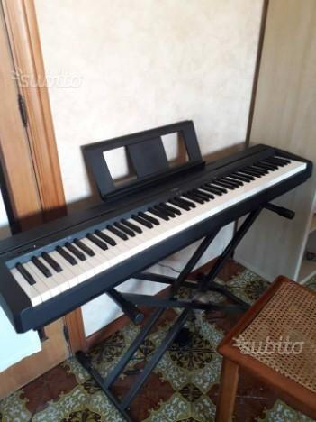 Pianoforte digitale yamaha P45B