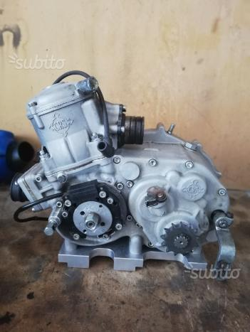 Motore kart kz 125 marce crs s88