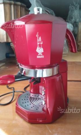 Mocona oltre ad un buon caffe' fa pure il cappuc