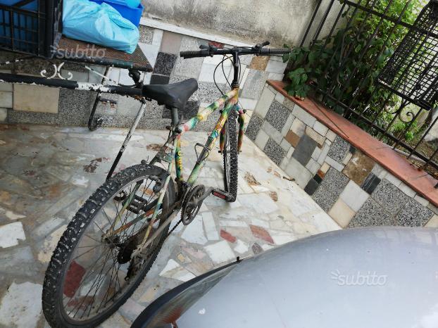 Bicicletta seminuovo