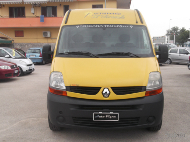 Renault Master  furgonato tetto alto pass lungo
