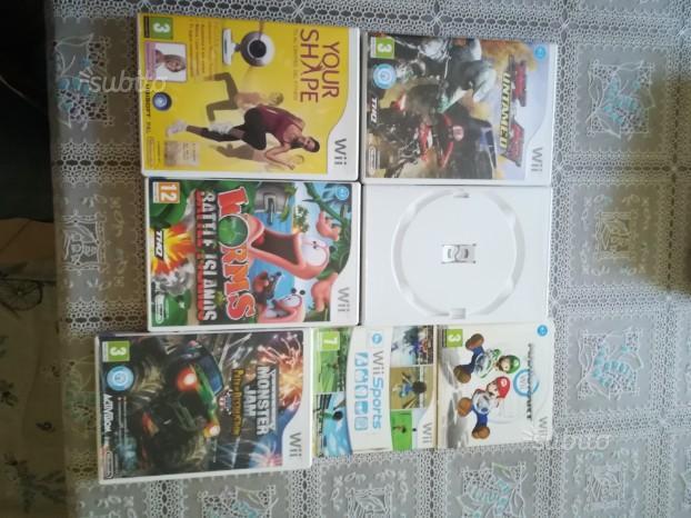 Giochi originali Wii