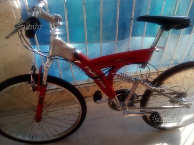Ammortizzata bike