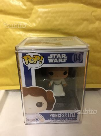 Princess Leia Funko POPBobble head StarWars2011FM