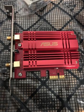 Asus - Adattatore pci-e per Wi-Fi