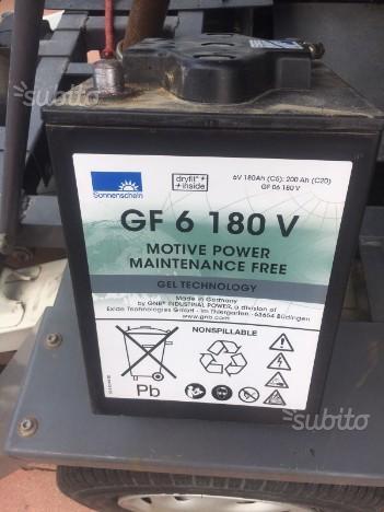 Batterie per piaggio porter elettrico