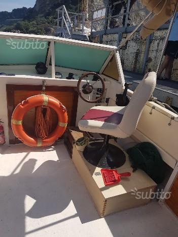 Barca uso pesca