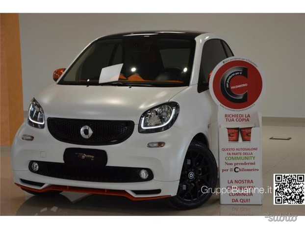 smart forTwo 90 0.9 TURBO TWINAMIC URBANRUNNER N