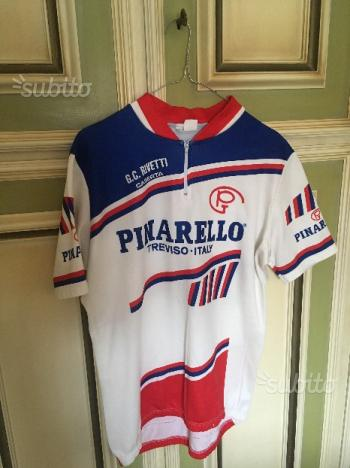 Maglietta ciclismo vintage pinarello