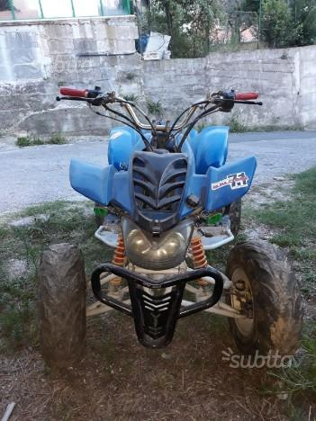 Quad 250 3marce   retro