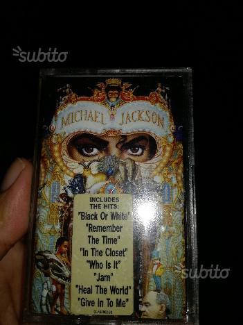 Musicasetta michael jackson