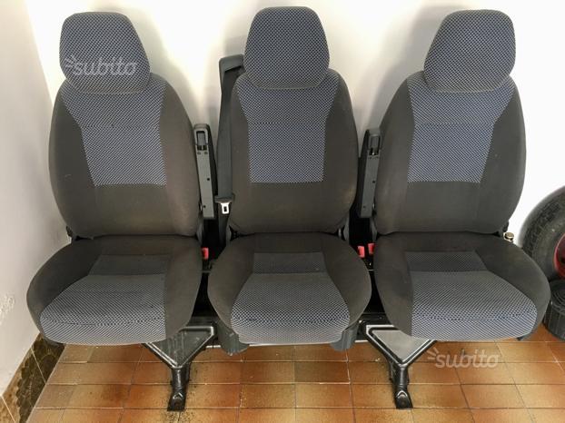 Sedili Fiat Ducato