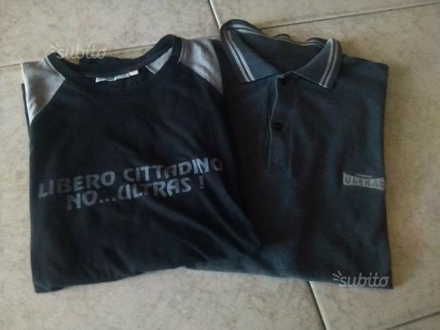 Polo e T-Shirt Mentalità Ultras