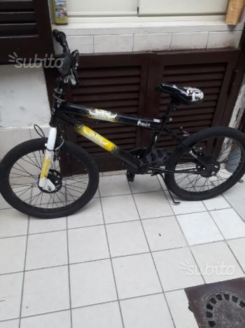 Bicicletta bmx