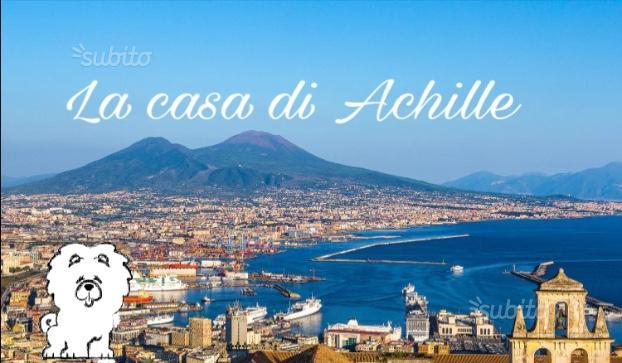Casa di Achille relax nel cuore di Napoli