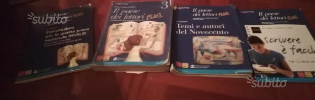 Libri scuola terza media