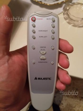 Dolby Digital Majestic hts501